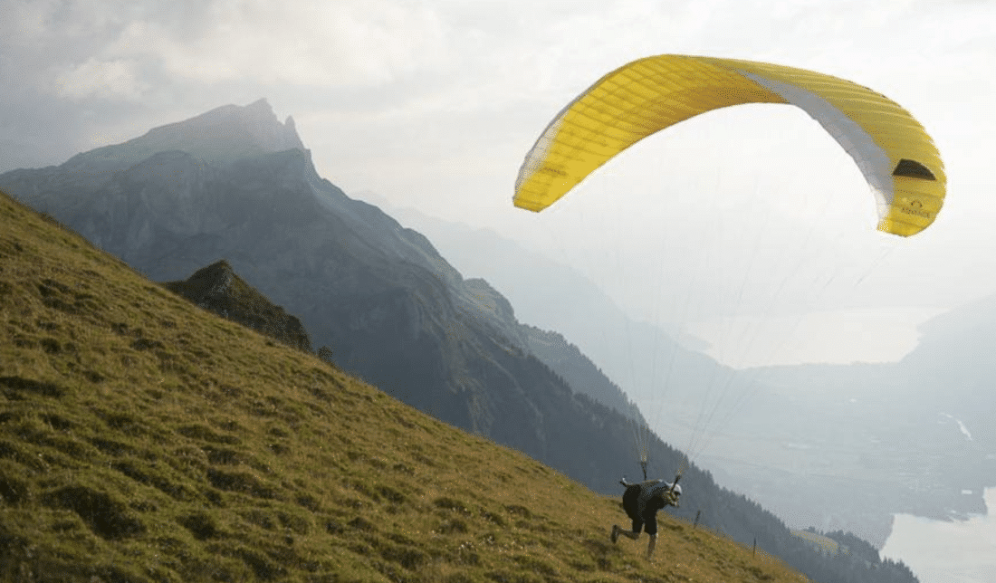 parapente advance alpha 6